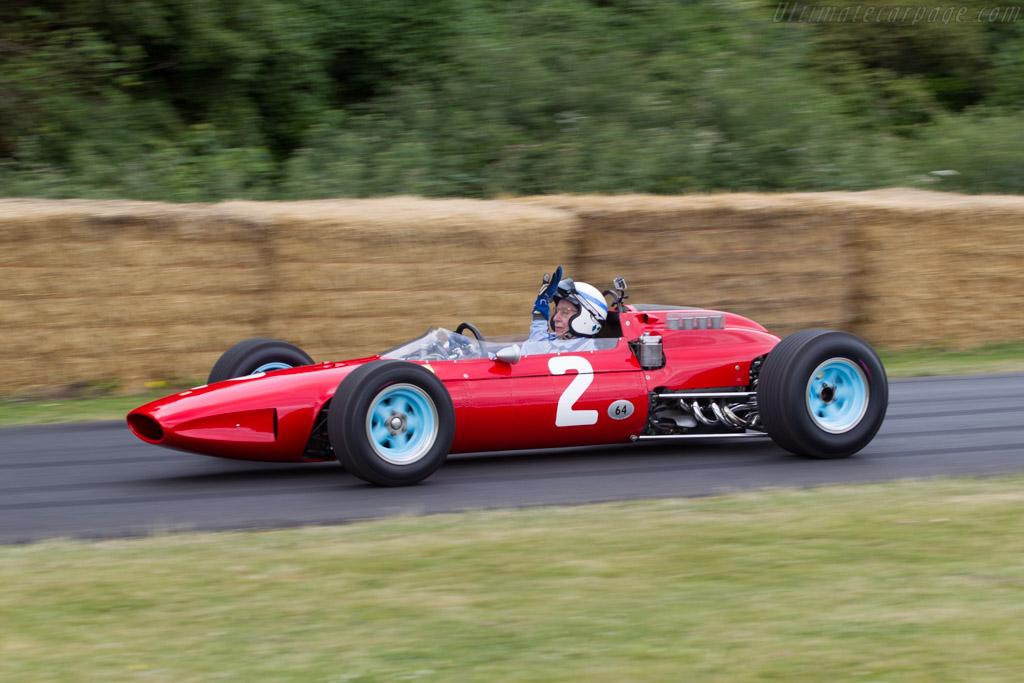 Ferrari 158 F1 - Chassis: 0006   - 2014 Goodwood Festival of Speed