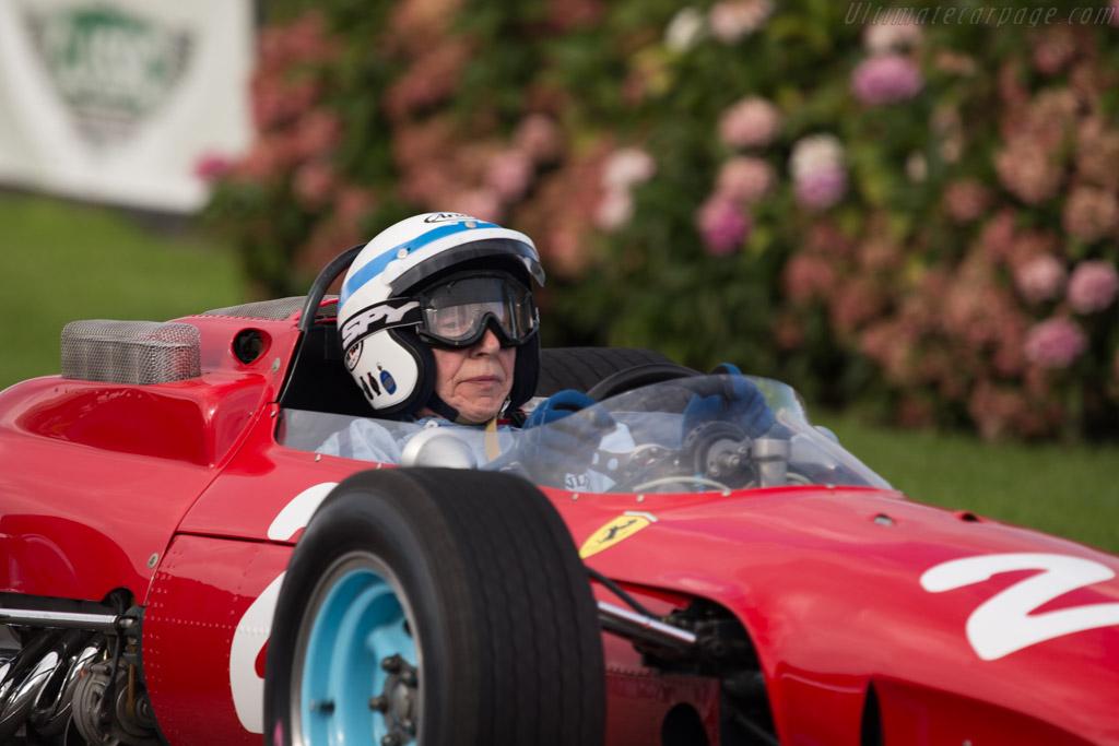 Ferrari 158 F1 - Chassis: 0006   - 2014 Goodwood Revival