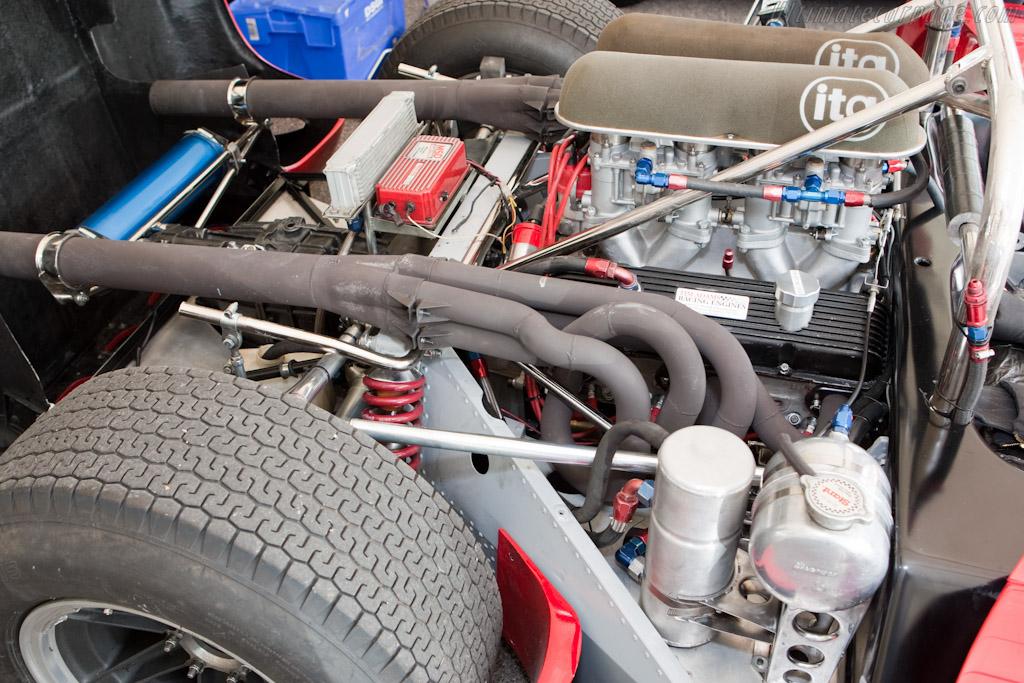 Lola T70 Mk2 Spyder Chevrolet - Chassis: SL71/43   - 2009 Goodwood Revival