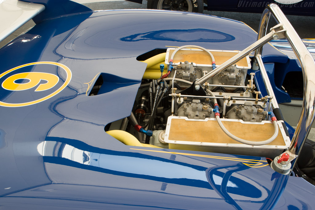 Lola T70 Mk2 Spyder Chevrolet - Chassis: SL71/47   - 2008 Monterey Historic Automobile Races
