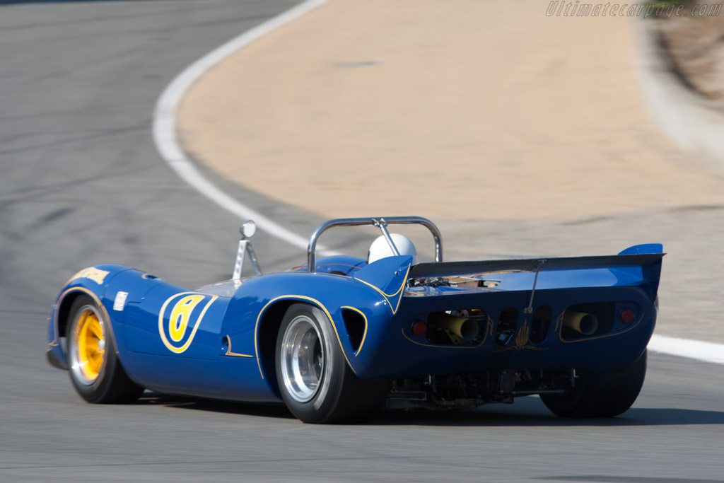 Lola T70 Mk2 Spyder Chevrolet - Chassis: SL71/47   - 2009 Monterey Historic Automobile Races