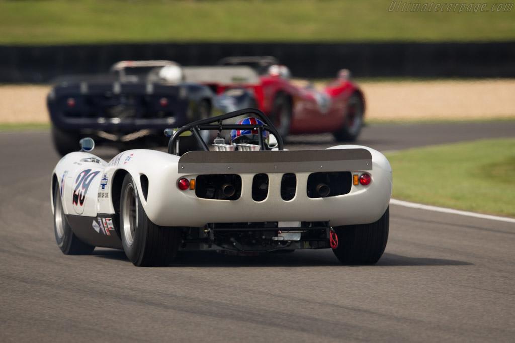 Lola T70 Mk2 Spyder Chevrolet - Chassis: SL71/38   - 2015 Goodwood Revival