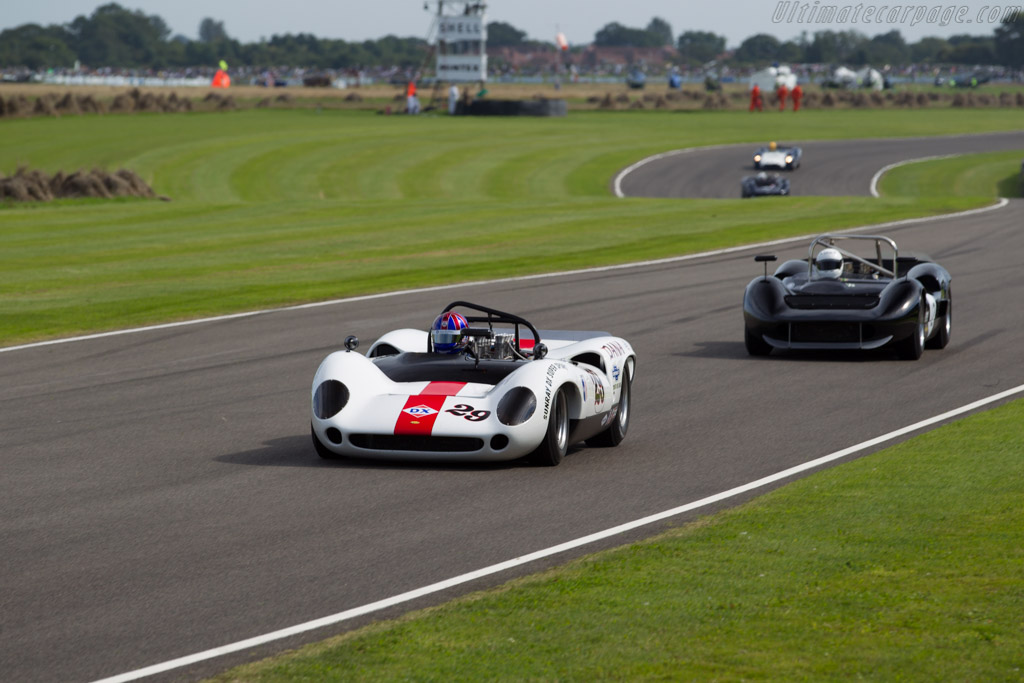 Lola T70 Mk2 Spyder Chevrolet - Chassis: SL71/38   - 2015 Goodwood Revival