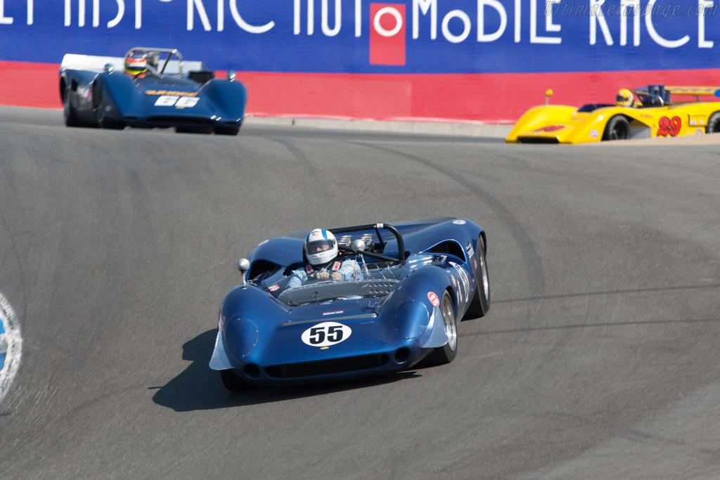 Lola T70 Mk2 Spyder Chevrolet - Chassis: SL71/29   - 2009 Monterey Historic Automobile Races