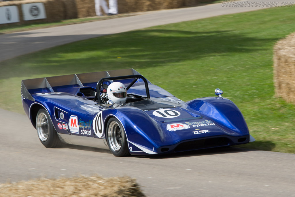 Lola T160 Chevrolet - Chassis: SL160/9   - 2008 Goodwood Festival of Speed