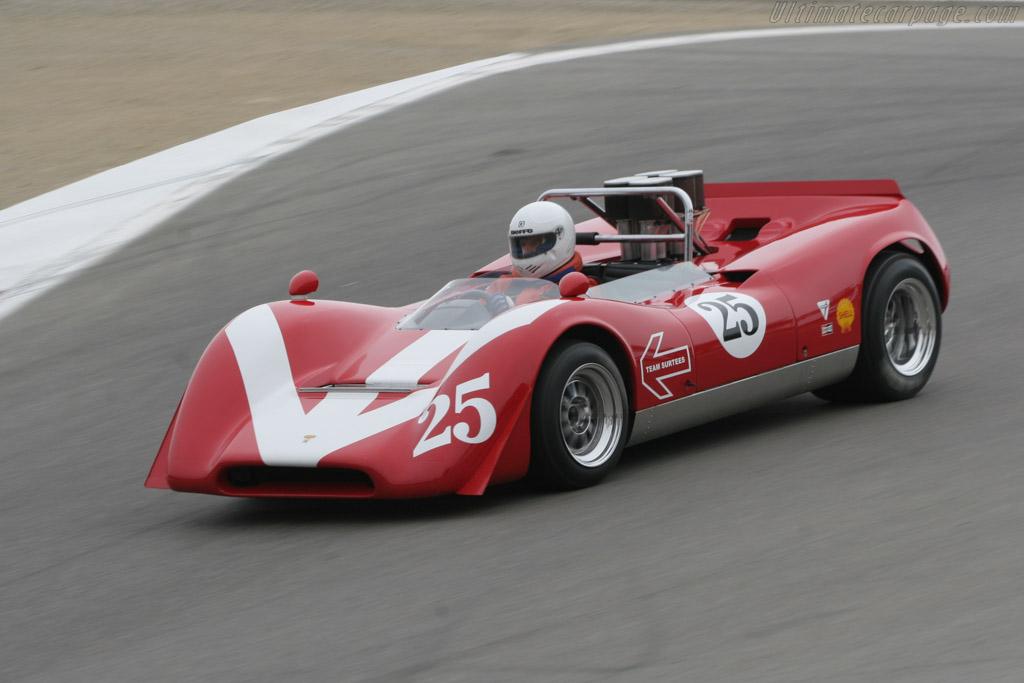 Lola T160 Chevrolet - Chassis: SL160/12   - 2005 Monterey Historic Automobile Races