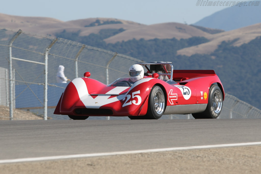 Lola T160 Chevrolet - Chassis: SL160/12   - 2005 Monterey Historic Automobile Races