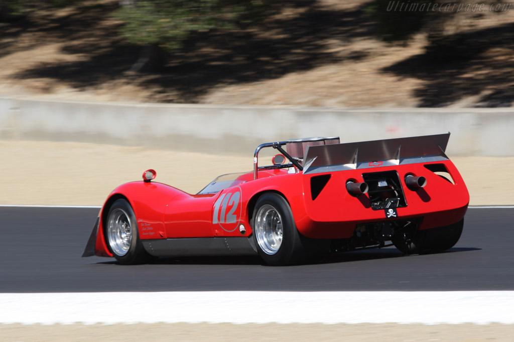Lola T160 Chevrolet - Chassis: SL160/12   - 2007 Monterey Historic Automobile Races