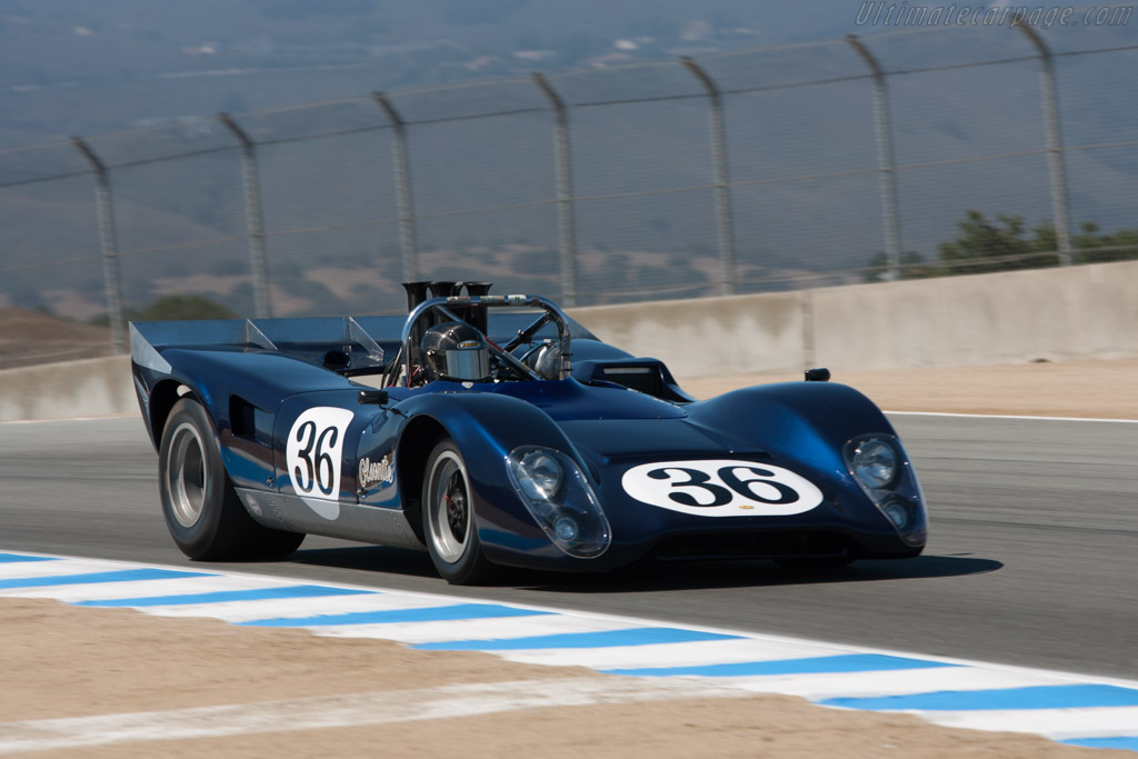 Lola T160 Chevrolet - Chassis: SL160/4   - 2011 Monterey Motorsports Reunion