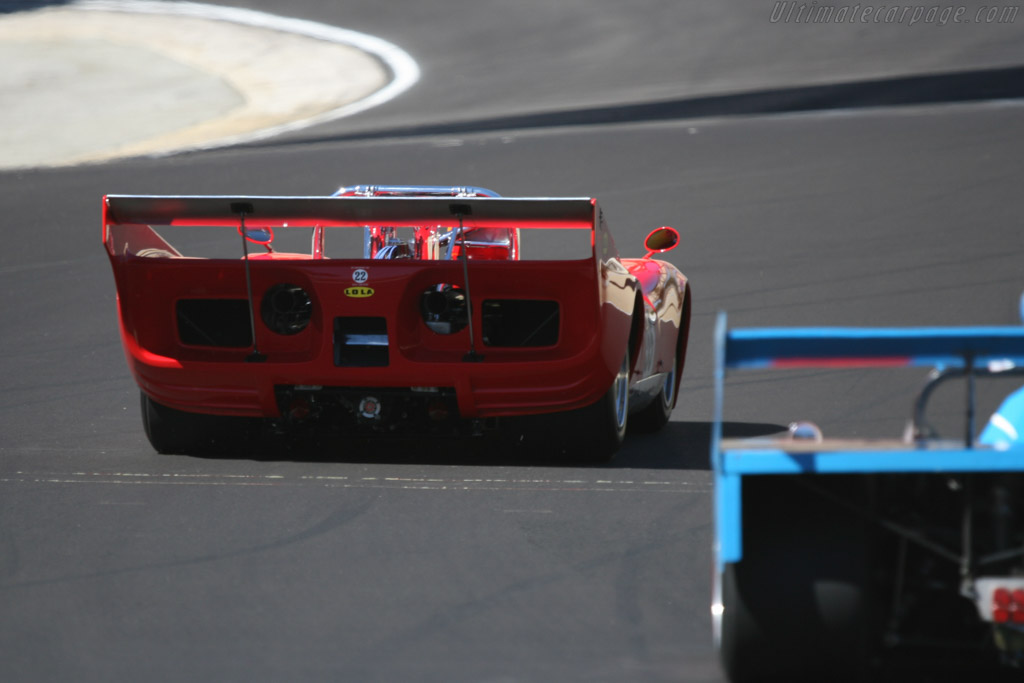 Lola T162 Chevrolet - Chassis: SL162/13   - 2007 Monterey Historic Automobile Races
