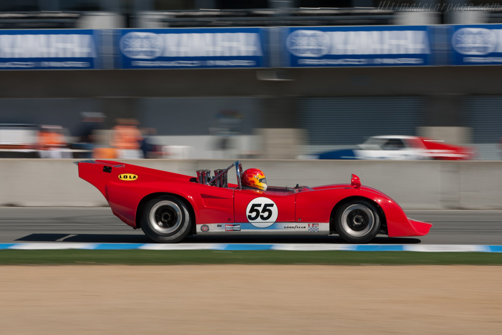 Lola T162 Chevrolet - Chassis: SL162/13   - 2011 Monterey Motorsports Reunion