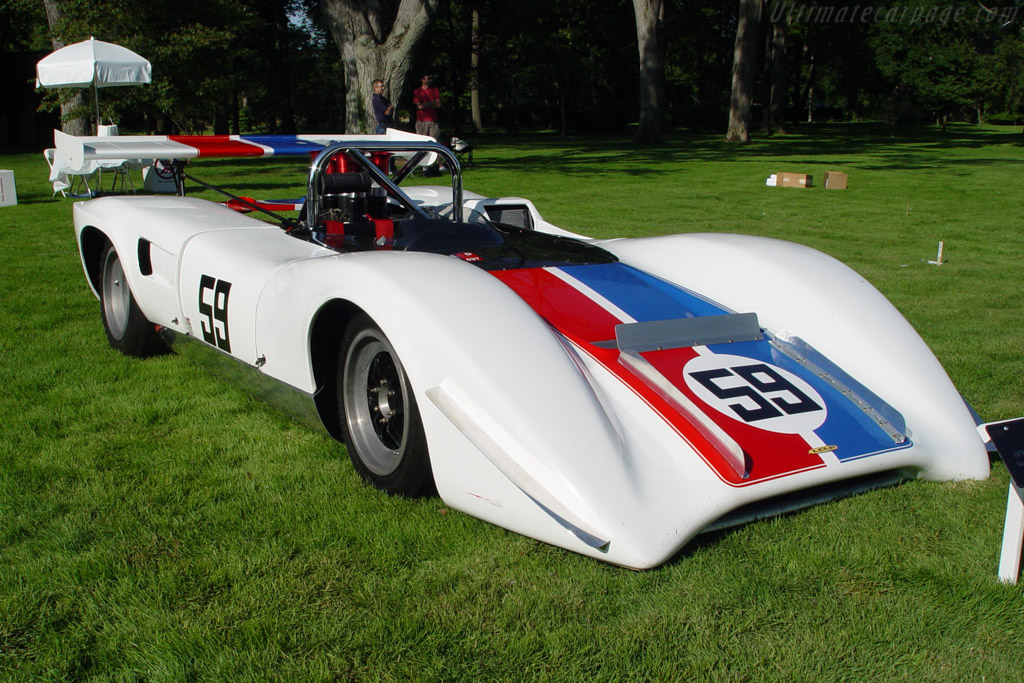 Click here to open the Lola T165 Chevrolet gallery