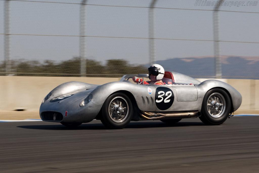 Click here to open the Maserati 200SI Prototipo gallery