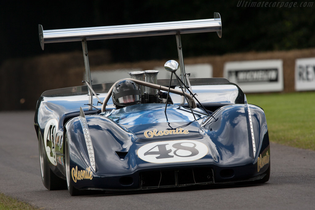 Click here to open the McLaren M6B 'McLeagle' Ford gallery
