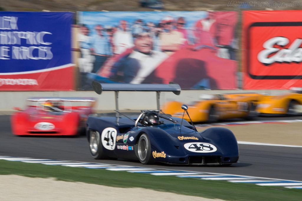 McLaren M6B 'McLeagle' Ford - Chassis: 50-10   - 2008 Monterey Historic Automobile Races