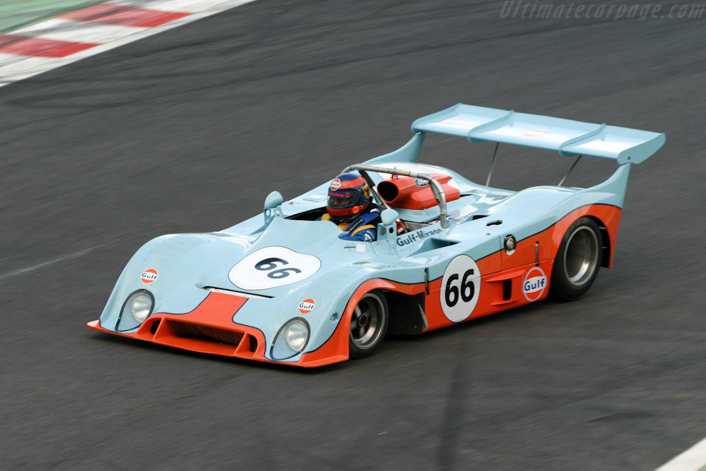 Mirage M6 Cosworth - Chassis: M6/300/605   - 2004 Le Mans Endurance Series Spa 1000 km