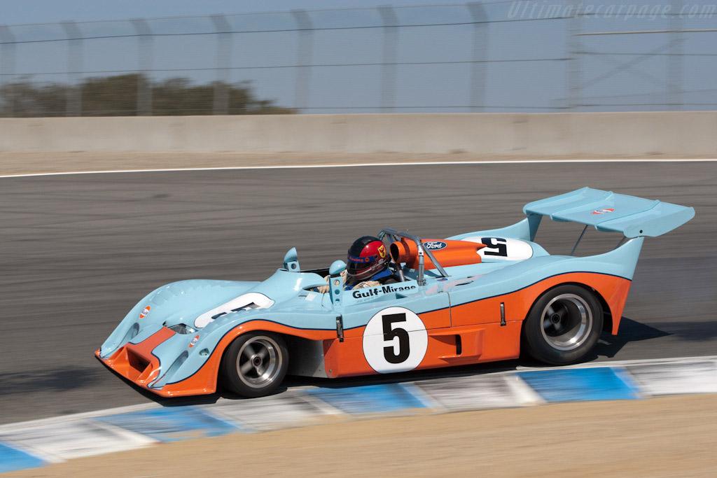Mirage M6 Cosworth - Chassis: M6/300/605   - 2009 Monterey Historic Automobile Races