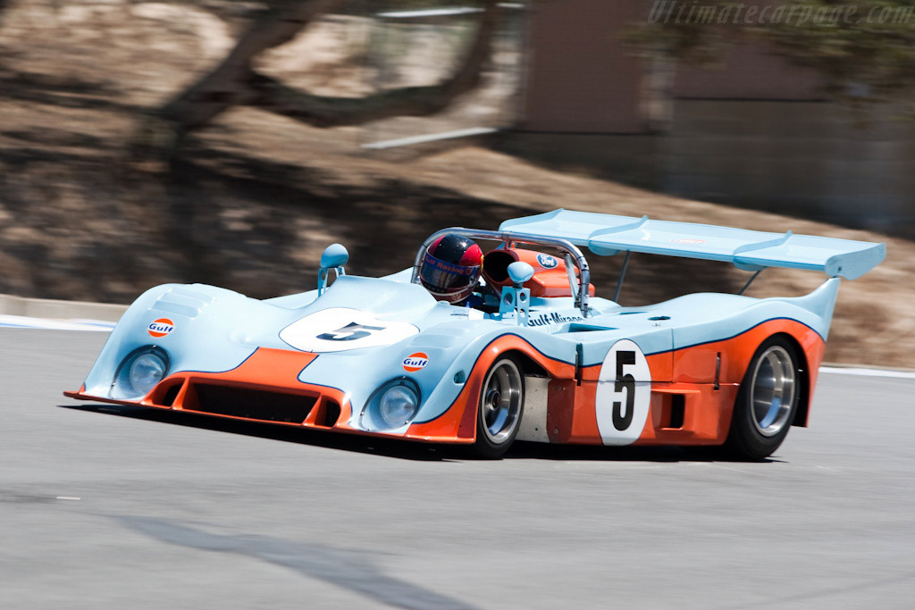 Mirage M6 Cosworth - Chassis: M6/300/605   - 2009 Monterey Historic Automobile Races
