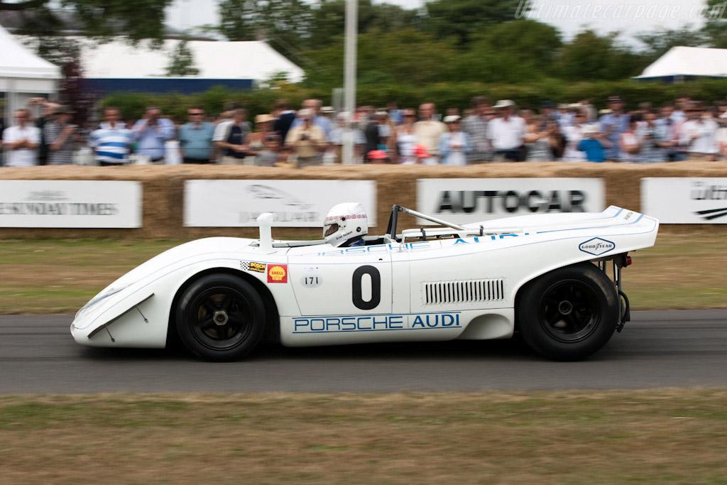 Porsche 917 Pa Spyder Chassis 917 028 2009 Goodwood