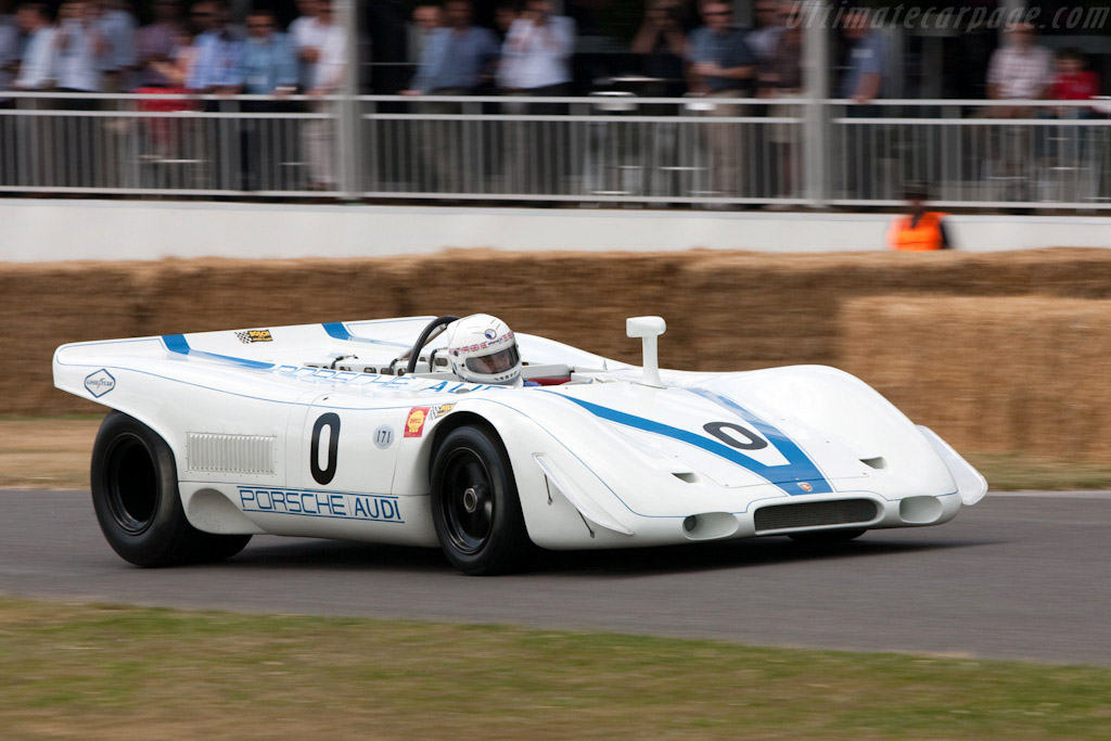 Porsche 917 PA Spyder - Chassis: 917.028   - 2009 Goodwood Festival of Speed
