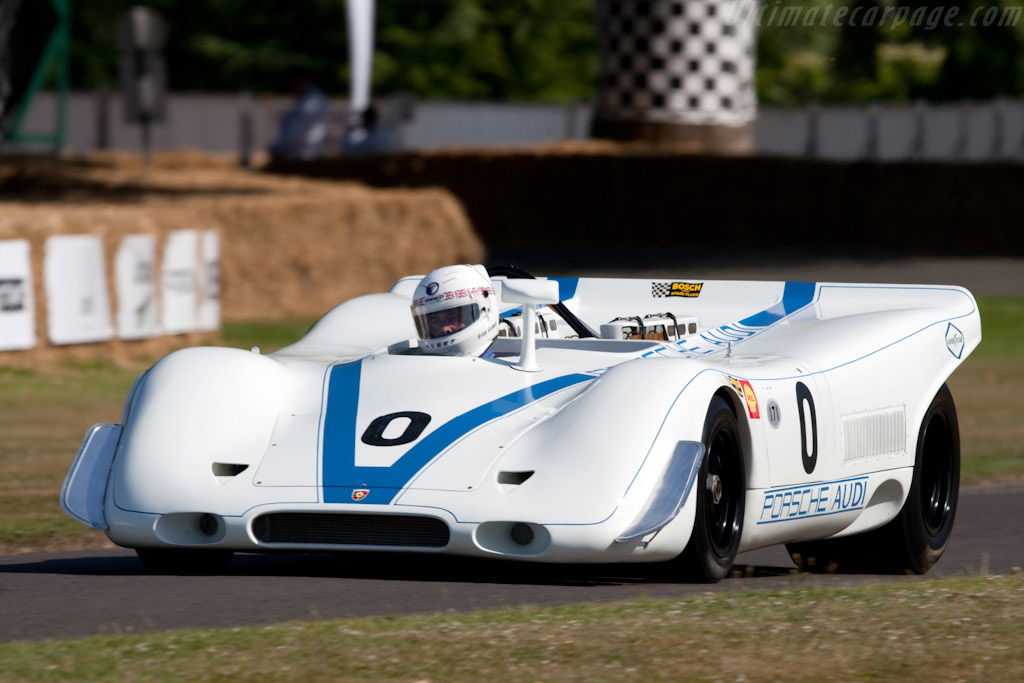 Porsche 917 Pa Spyder Chassis 917 028 2009 Goodwood Festival Of Speed