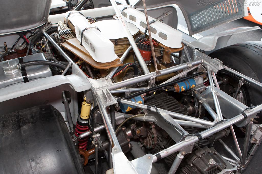 Porsche 917 PA Spyder - Chassis: 917.028  - 2009 Monterey Historic Automobile Races