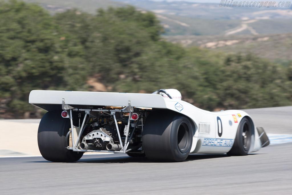 Porsche 917 PA Spyder - Chassis: 917.028 - Driver: Brian Redman - 2009 Monterey Historic Automobile Races