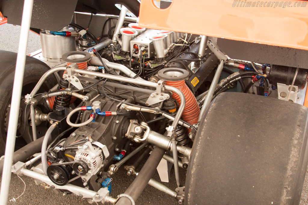 Mirage GR7 Cosworth - Chassis: GR7/704   - 2014 Le Mans Classic