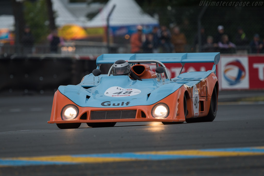 Mirage GR7 Cosworth (Chassis GR7/704 - 2014 Le Mans Classic) High Resolution Image