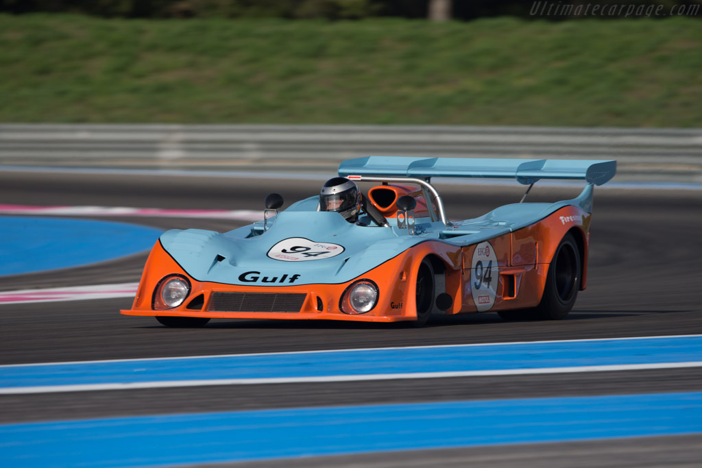 Mirage GR7 Cosworth - Chassis: GR7/704   - 2014 Dix Mille Tours