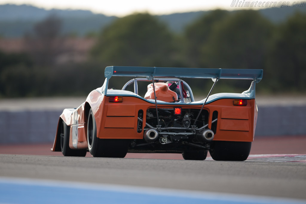 Mirage GR7 Cosworth - Chassis: GR7/704   - 2015 Dix Mille Tours