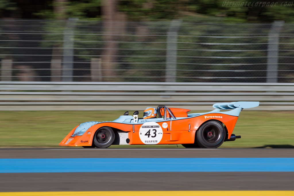 Mirage GR7 Cosworth - Chassis: GR7/704   - 2016 Le Mans Classic