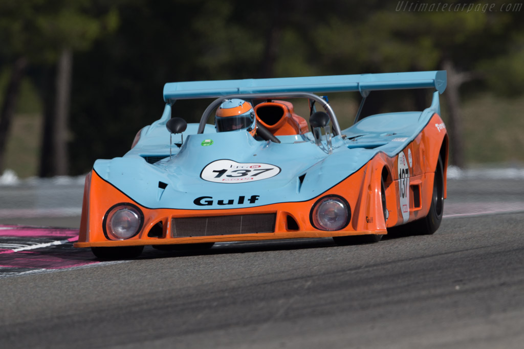 Mirage GR7 Cosworth (Chassis GR7/704 - 2016 Dix Mille Tours) High Resolution Image