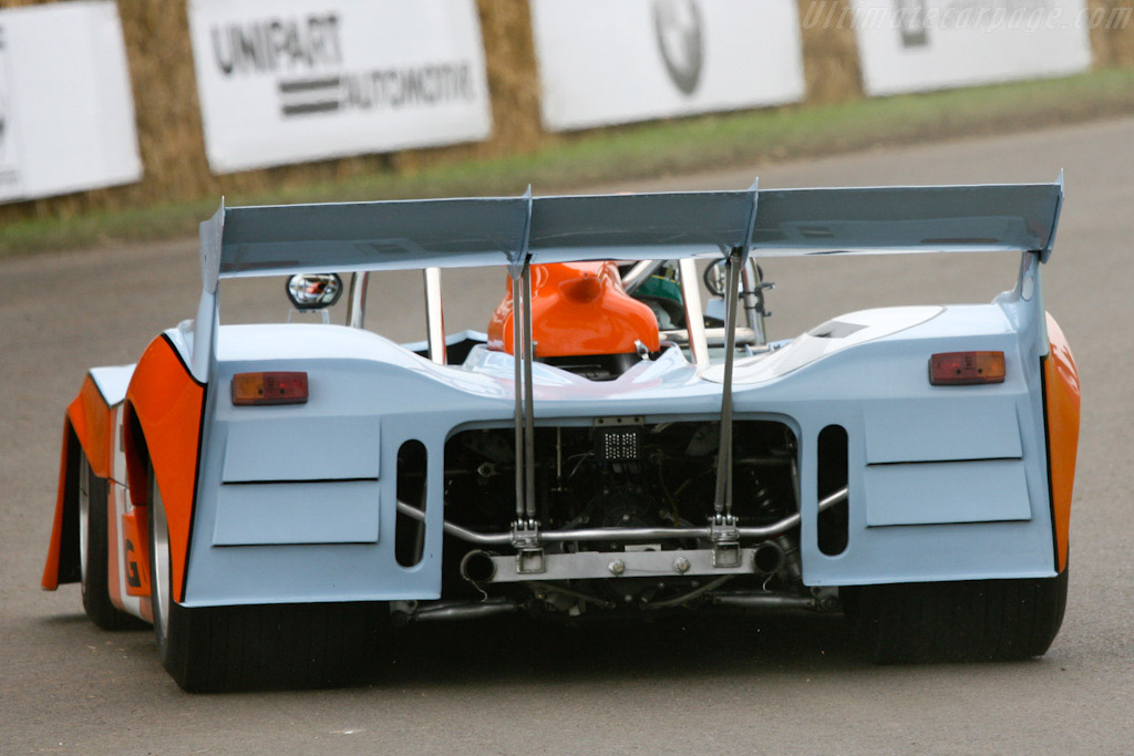 Mirage GR7 Cosworth - Chassis: GR7/701   - 2007 Goodwood Festival of Speed