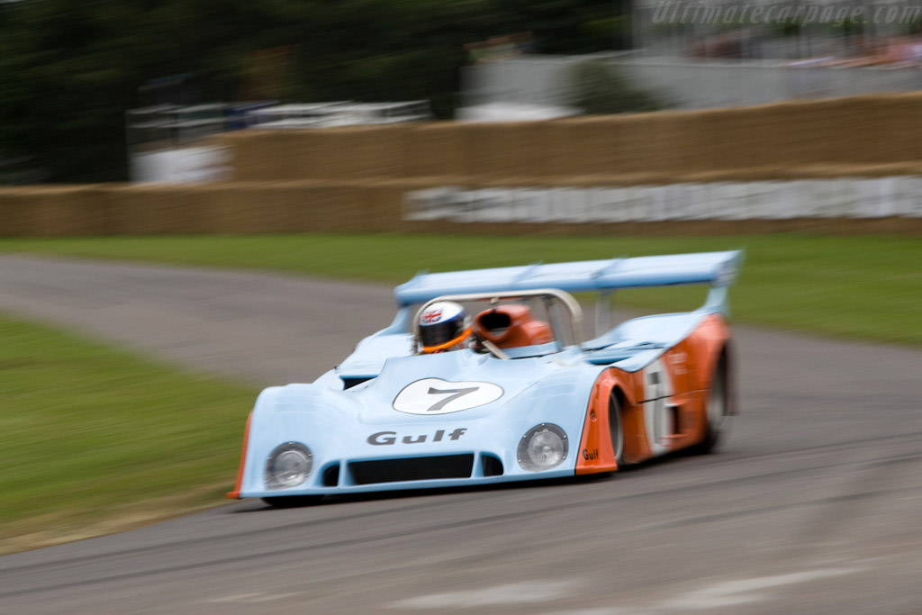 Mirage GR7 Cosworth - Chassis: GR7/701   - 2008 Goodwood Festival of Speed