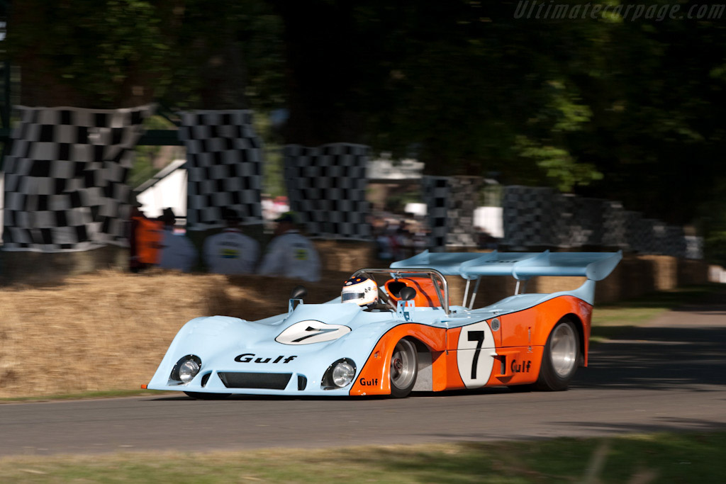 Mirage GR7 Cosworth - Chassis: GR7/701   - 2009 Goodwood Festival of Speed