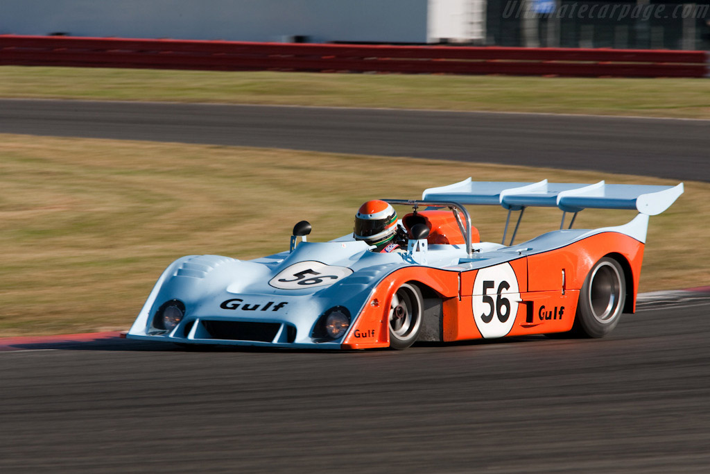 Mirage GR7 Cosworth - Chassis: GR7/701   - 2009 Le Mans Series Silverstone 1000 km