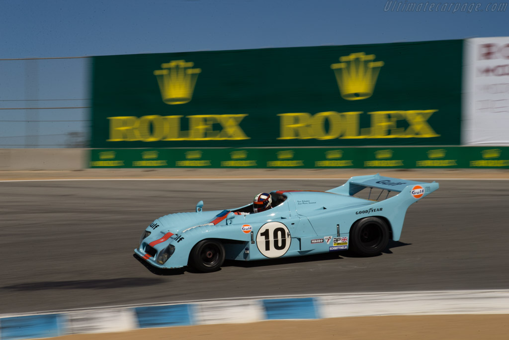 Mirage GR8 Cosworth - Chassis: GR8/802   - 2014 Monterey Motorsports Reunion
