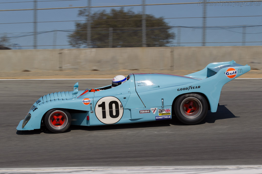 Mirage GR8 Cosworth - Chassis: GR8/802   - 2015 Monterey Motorsports Reunion