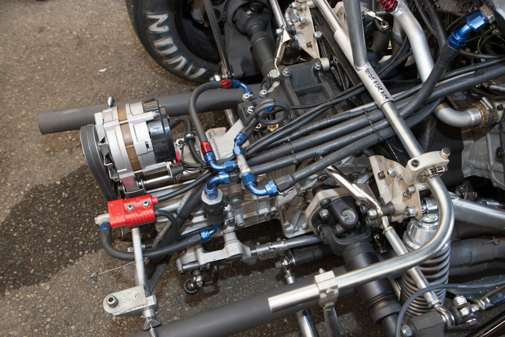 Mirage GR8 Cosworth - Chassis: GR8/802   - 2012 Le Mans Classic