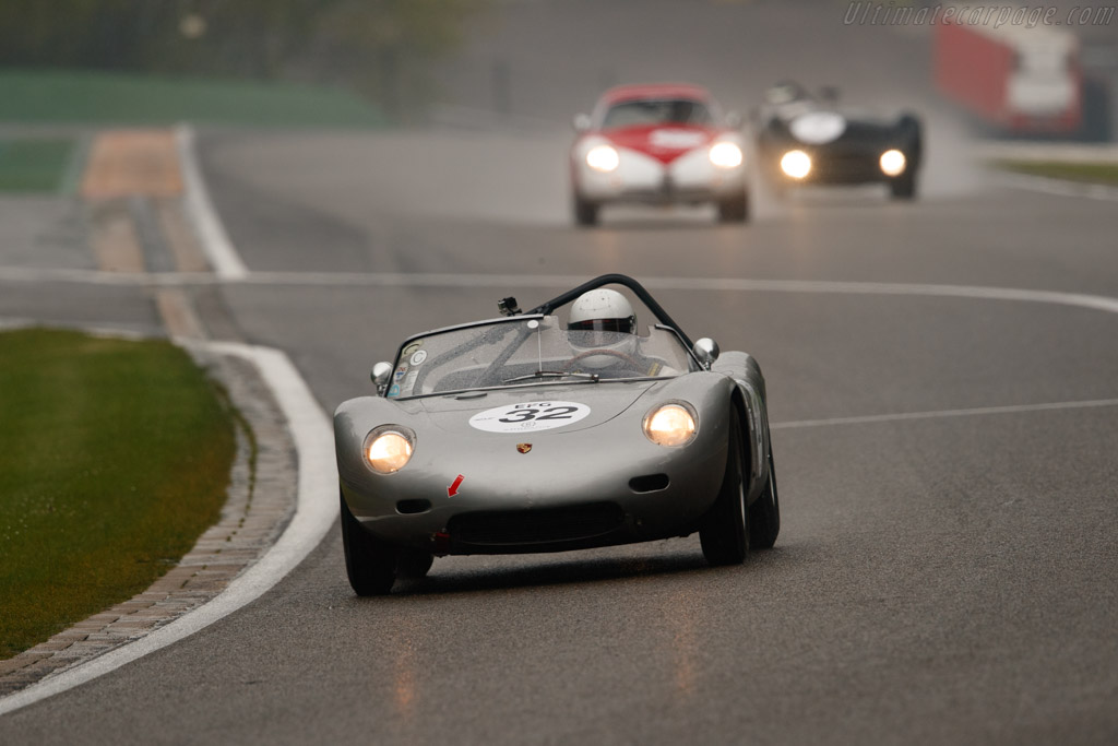 Porsche 718 RS 61 Spyder - Chassis: 718-075  - 2019 Spa Classic