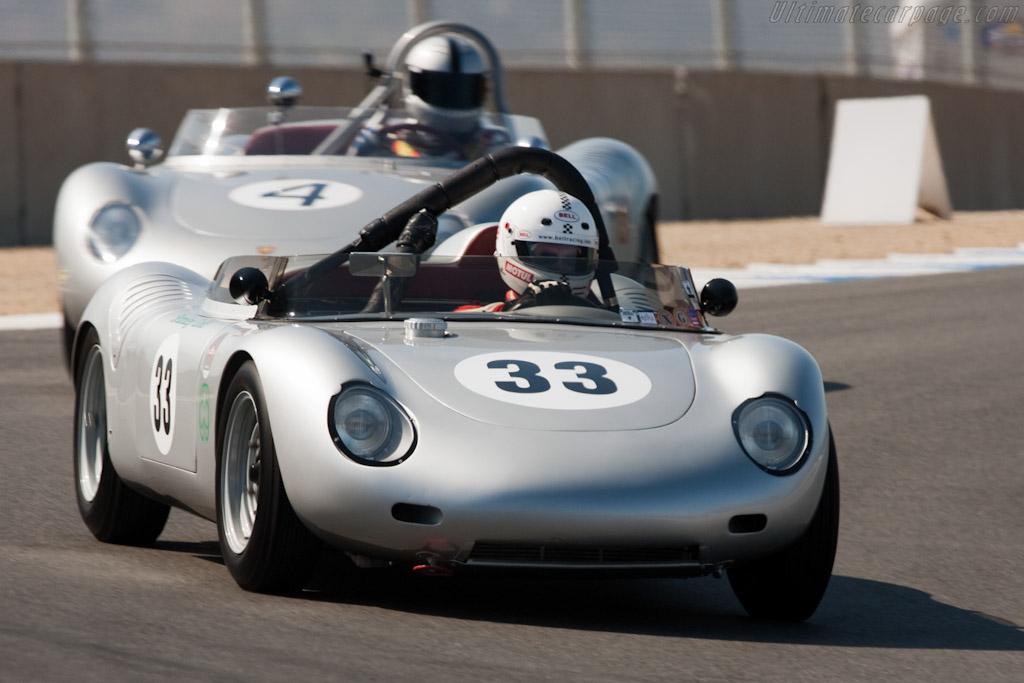 Porsche 718 RS 61 Spyder - Chassis: 718-076   - 2009 Monterey Historic Automobile Races