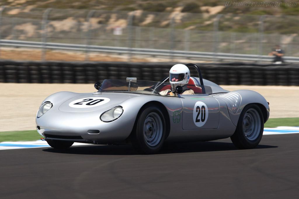 Porsche 718 RS 61 Spyder - Chassis: 718-076   - 2007 Monterey Historic Automobile Races