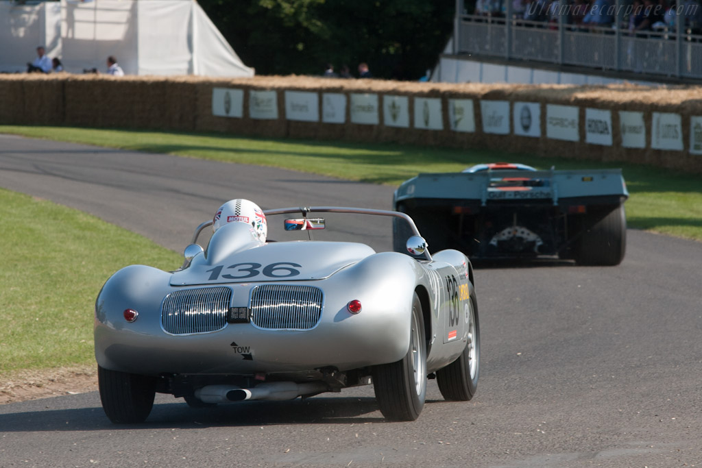 Porsche 718 RS 61 Spyder - Chassis: 718-070   - 2011 Goodwood Festival of Speed