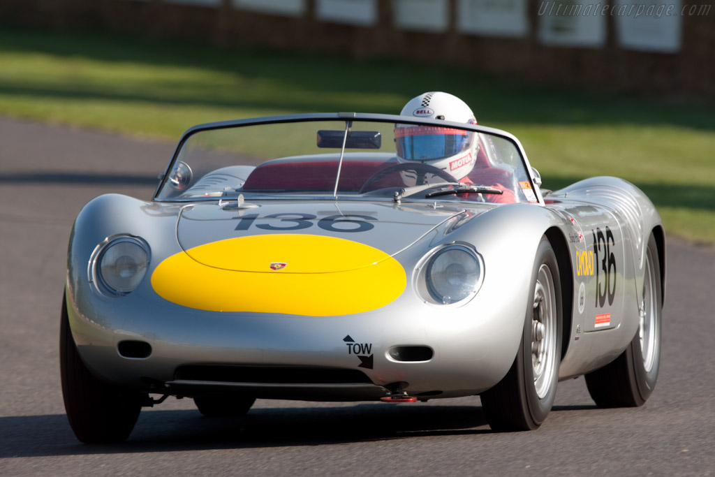 Porsche 718 Rs 61 Spyder Chassis 718 070 2011