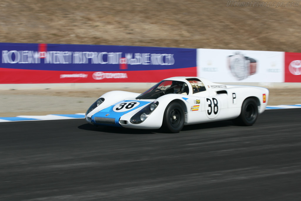 Porsche 907K - Chassis: 907-027   - 2006 Monterey Historic Automobile Races