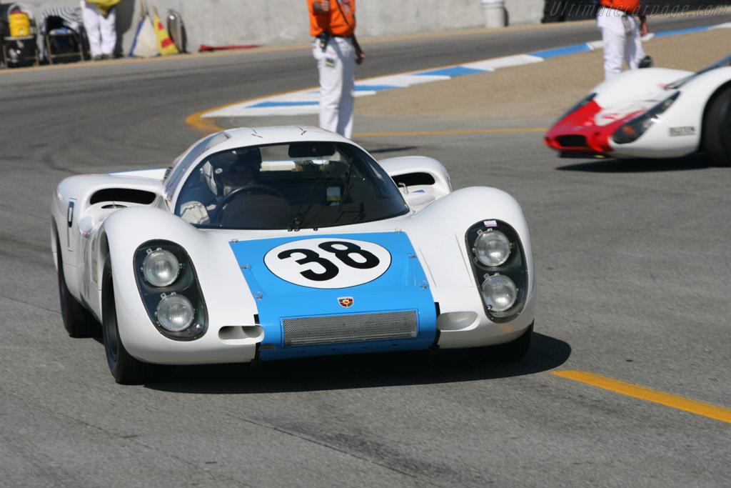 Porsche 907K - Chassis: 907-027   - 2006 Monterey Historic Automobile Races