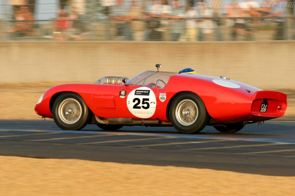 Ferrari 246 S Dino Fantuzzi 'High-Tail' Spyder - Chassis: 0784   - 2004 Le Mans Classic