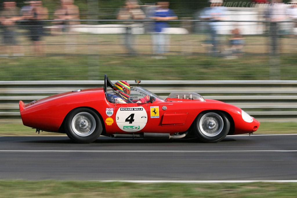 Ferrari 246 S Dino Fantuzzi 'High-Tail' Spyder - Chassis: 0784   - 2006 Le Mans Classic