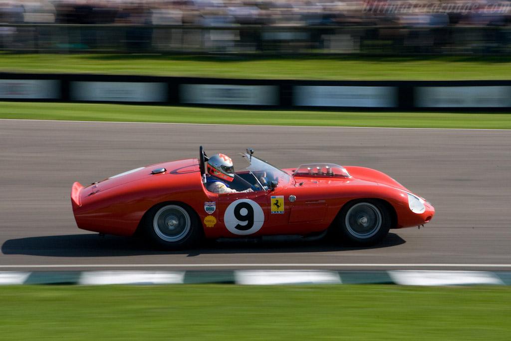 Ferrari 246 S Dino Fantuzzi 'High-Tail' Spyder - Chassis: 0784   - 2008 Goodwood Revival